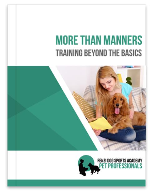 Foundations of Dog Training eBook | A free book for